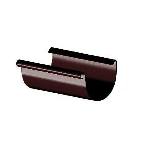 Ринва 3 м, Gamrat 125, коричневий, RAL 8019